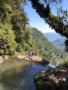 Cascadas Paraiso, en la sierra Norte de Puebla.