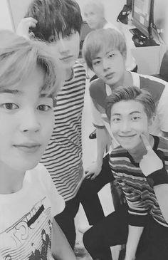 BTS | Jimin, Suga, Jin & Rap Monster | Warui Yume