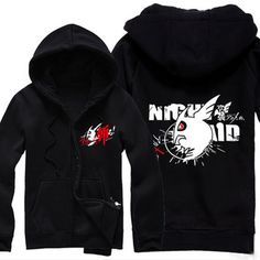 Camplayco Akame Ga Kill Cosplay Black Hoodies Warm Coat Size L * Continue to the product at the image link.