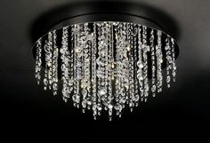 I'm not a chandelier person but this one is pretty freaking awesome!!