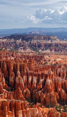 Bryce Canyon National Park. Utah.