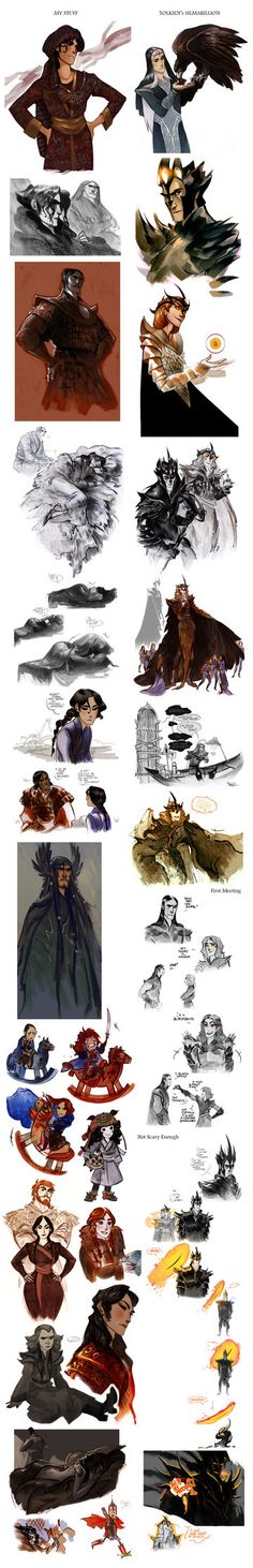 that's a sketchdump XVII by *Phobs on deviantART