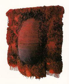 Josep Grau–Garriga -- La Crosta, 1984  __ I don't get how he creates the 3-D part.