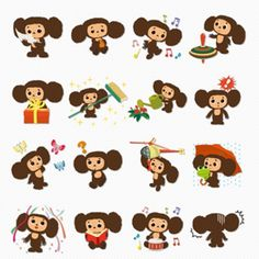 Line stickers ~ so cute Doodle Drawings, Drawing Sketches, Russian Cartoons, Russian Love, In Soviet Russia, Line Sticker, Children's Literature, Animation Film, Stop Motion
