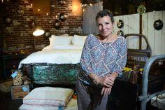 Jill Jack, part owner and creative designer of Bad Dog Restoration