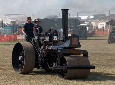 http://www.marchofmachines.com/ by Antique Farm Tractor Shows, via Flickr