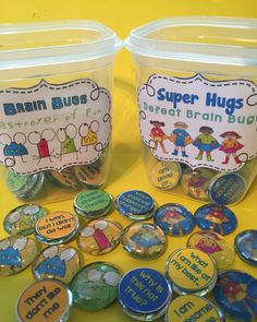 Brain Bugs and Super Hugs: Fun Cognitive Therapy Game for Negative Thinking