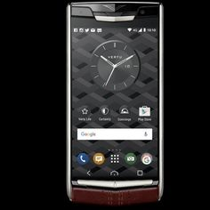 Vertu Signature Touch Garnet Calf Clone Android 7.1 Snapdragon 821 4G LTE luxury Phone