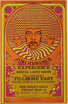 Huge Collection Of Vintage Concert Posters « DesignGet