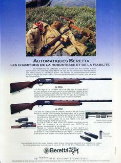 Beretta adv (1998), French market