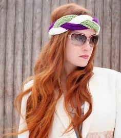 Gypsy Queen Headband free