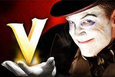 From magicians and comedians to acrobatic skaters and athletic performers, V - The Ultimate Variety Show provides a fast-paced, high-energy display of talent that will entertain you.
