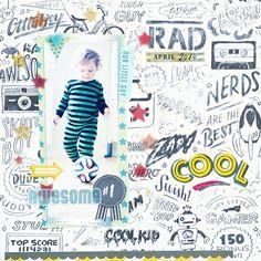 Awesome - Scrapbook.com