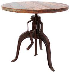 Holz Bistro Tisch