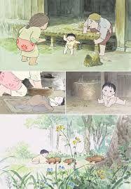 La storia della Principessa Splendente di Isaho Takahata (2013)