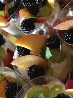 Mascarpone Mousse... www.tenutadiferento.com Fruit Salad, Villa, Sweets, Drink, Eat, Cooking, Food, Style, Mascarpone