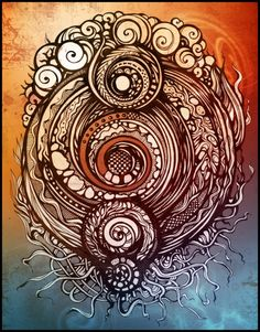 FYI Monday: Intricate Hand Drawn Illustrations by Irina Vinnik