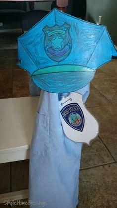 preschool Police Men