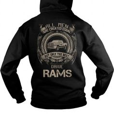 I Love Only The Best Drive Rams Shirts & Tees