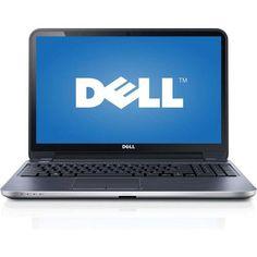"Dell Moon Silver 15.6"" Inspiron i15RM-7564SLV Laptop PC with Intel Core i7-3537U Processor,Windows 8 8GB 1TB HD..."