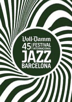 Cartel Festival Internacional de Jazz de Barcelona 2013