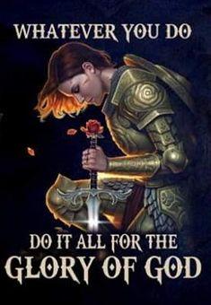 All things thru Christ. Spiritual Warrior, Prayer Warrior, Spiritual Warfare, Bible Verses Quotes, Bible Scriptures, Faith Quotes, Prayer Verses, Scripture Art, Religious Quotes