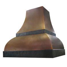 Bronze Range Hood