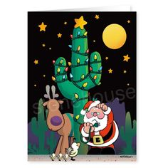Western Christmas Cards & Southwest Holiday Cards