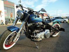 Harley-Davidson Slim CUSTOM PAINT d'occasion | Harley Davidson France