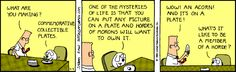 Hordes - The Dilbert Strip for July 9, 1993