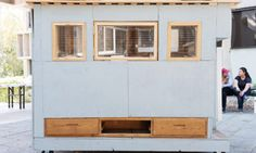 logement sans-abri architecture Los Angeles habitat urbanisme