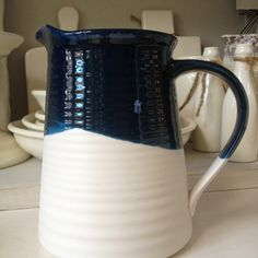 Half Moon Jug by One French Summer