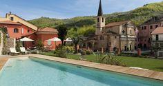 Schatzsuche in Ligurien, nachhaltiges Eco Hotel in Italien