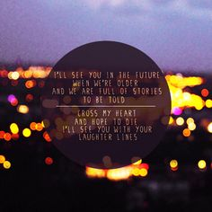 Laughter lines #Bastille