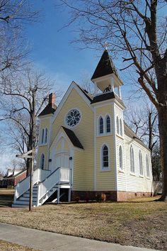 Church in Halifax County, NC