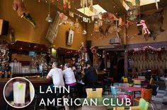 Latin American Club - Good Margaritas #Mission