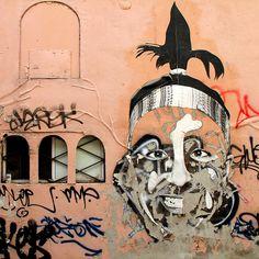 ✯ Street Art - Toronto, Canada