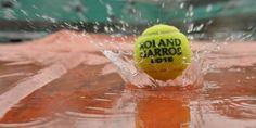 Il pleut sur Roland-Garros 2016 (L'Equipe)