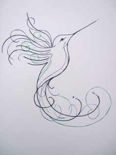 hummingbird_sketch_design_by_inmateharley-d94s7yl.jpg (774×1032)