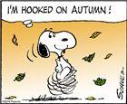 Hooked on Autumn