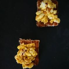 Katarina Surjan (@breakfast_at_bae_) • Instagram photos and videos Egg Curry, Date Dinner, Mayonnaise, Waffles, Bae, Toast, Eggs, Breakfast, Videos