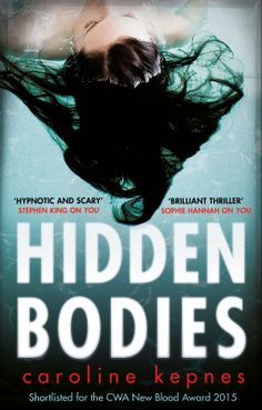 In Hidden Bodies by Caroline Kepnes, our favourite psychopathic bookseller, Joe Goldberg is back. And... he's in love again.