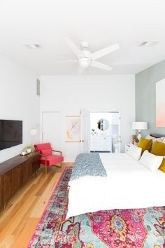 One Room Challenge Final Reveal: Our Master Suite Makeover (+ Video