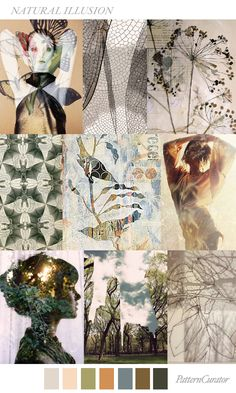 Pattern Curator delivers color, print and pattern trends and inspiration. Textures Patterns, Color Patterns, Print Patterns, Colour Schemes, Color Trends, Collages, Theme Color, Color Stories, Surface Pattern Design