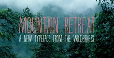 #freefont mountain_preview-658x335
