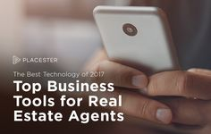 Discover the best real estate technology options for agents and brokers in 2017: from the premier mobile apps to the best real estate software. http://plcstr.com/2lfHkvj