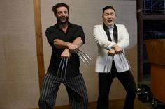 So, this happened: Oppa Wolverine Style