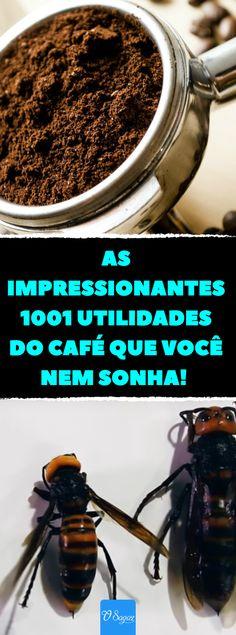 14 dicas incríveis que irão te mostrar tudo o que o resto de pó de café é capaz de fazer. #cafe #fertilizante #truques #celulite #compostagem #sabao #cabelo #olheiras