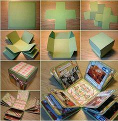 Imagem de diy, gift, and box