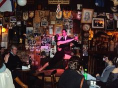 Tango Uruguayo at Bar Fun Fun - Montevideo..